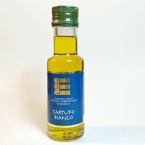 Olio extra vergine d'olivaaromatizzato al Tartufo Bianco - 100 ml