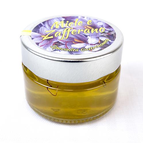 Miele e Zafferano - 150 grammi