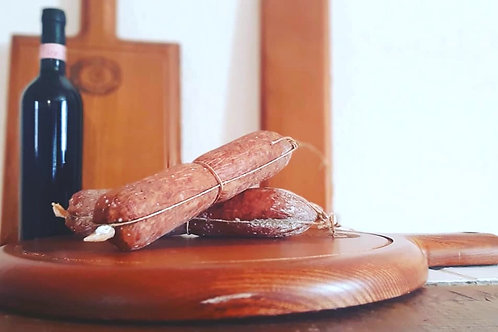 Bastardone Morbido Norcino (ciauscolo)- Prodotto tipico garantito