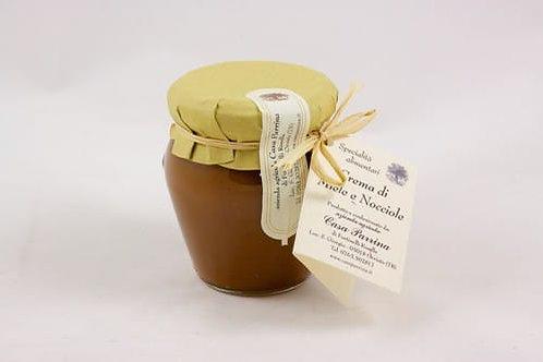 Crema di Miele e Nocciole di Casa Parrina - 220 gr