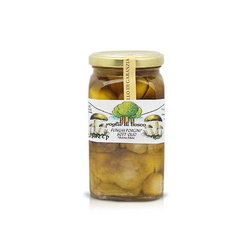 Funghi Porcini Sott'olio - 350 grammi