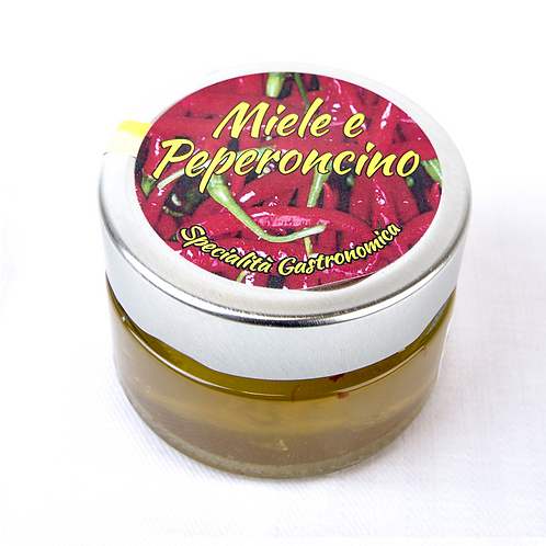 Miele e Peperoncino - 150 grammi