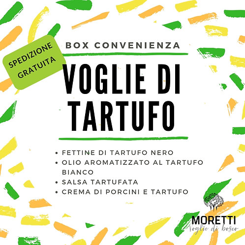 Voglie di Tartufo - Box Convenienza