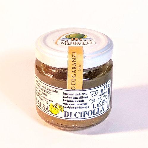 Salsa di Cipolla - 100 grammi