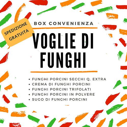 Voglie di Funghi - Box Convenienza