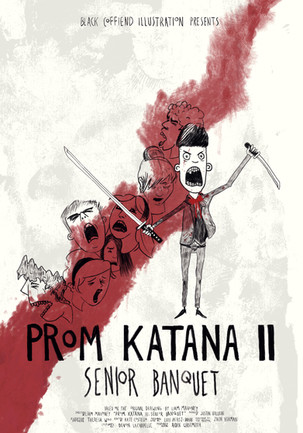 Prom Katana II: Senior Banquet