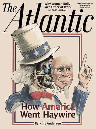 How America Went Haywire