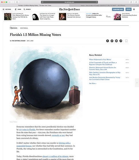 FLORIDA'S 1.5 MILLION MISSING VOTERS