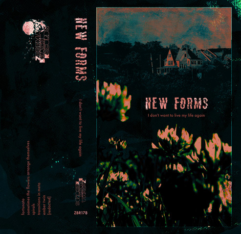 New Forms EP J-Card Front