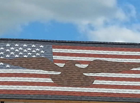 $1,000 CASH Offer For American Flag Roof