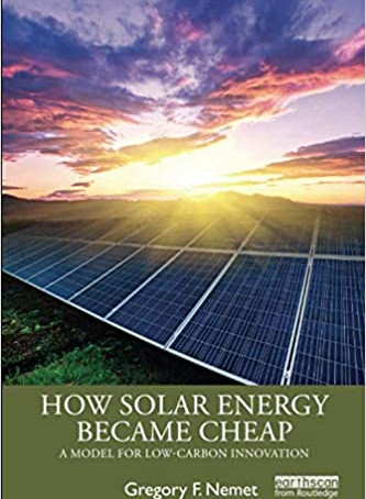 Book Review from John Bistline, Electric Power Research Institute