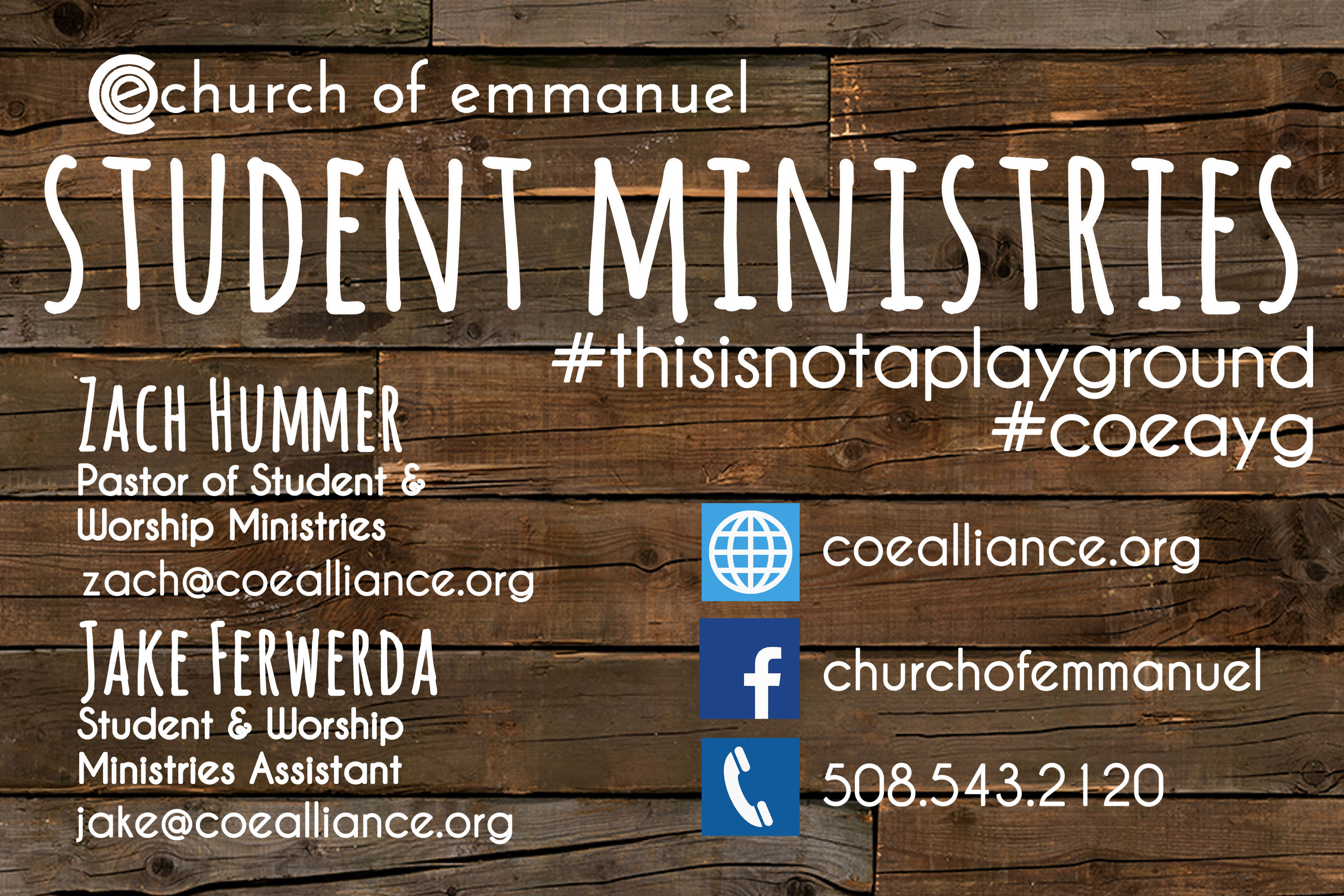 Students Ministries