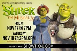 Shrek Postcard