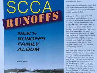 SCCA NER Region PIT TALK - Runoffs Recap with Introne Racing