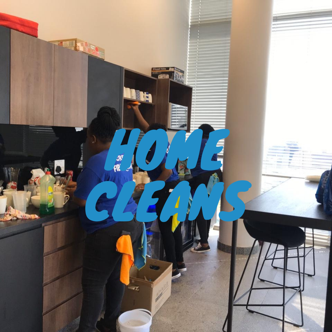 Two full day domestic cleaners