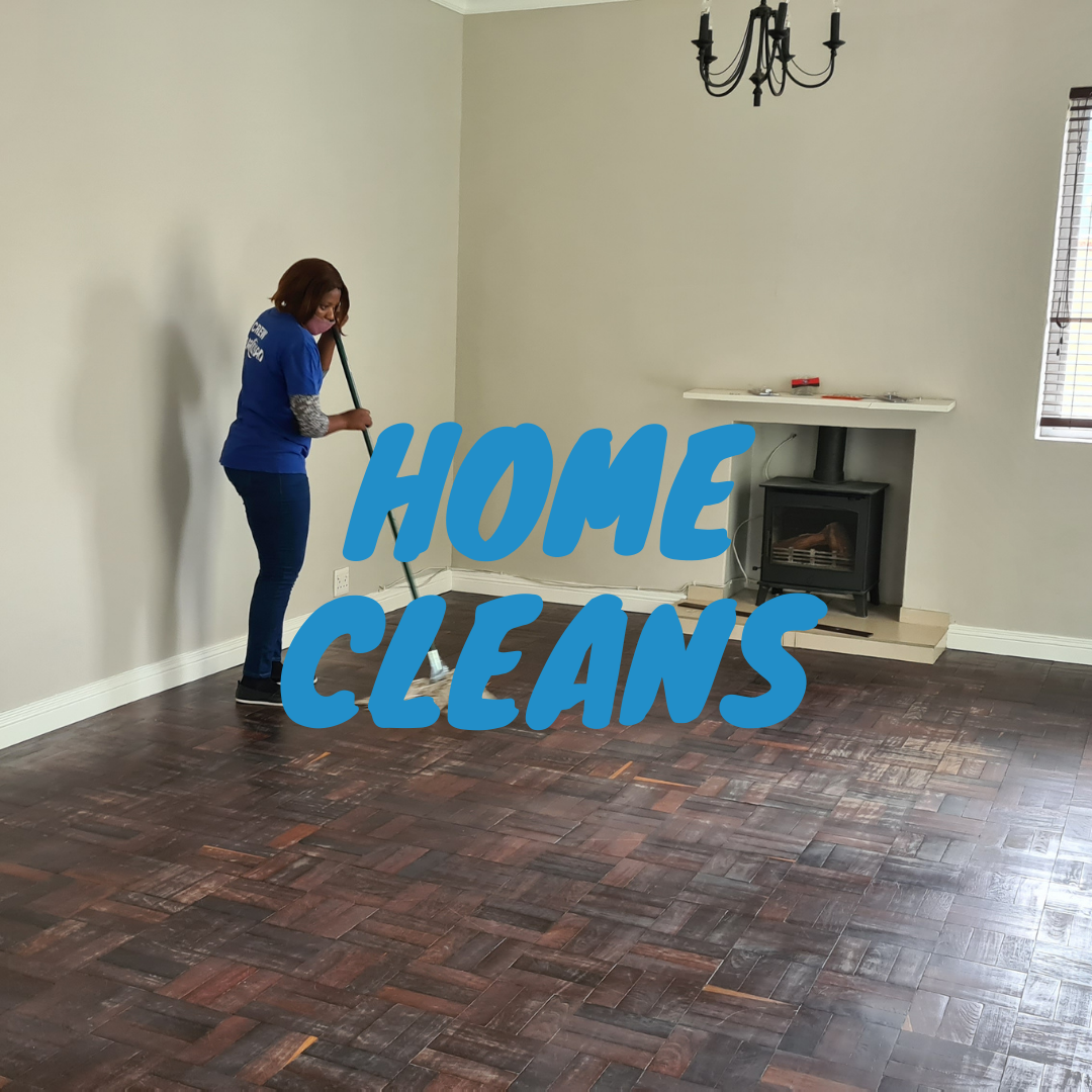 Full day domestic cleaner