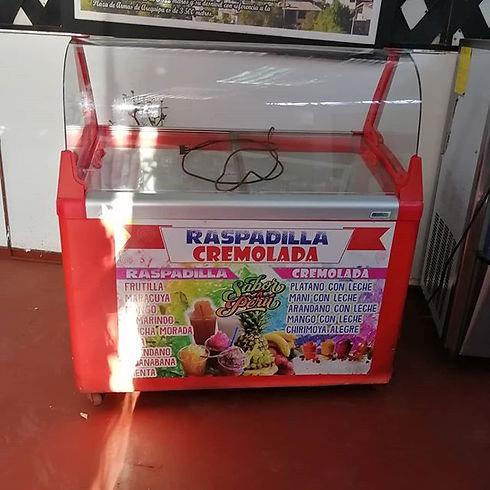 Chequeo y Mantenimiento de congelador (1