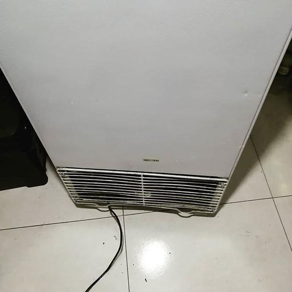 Reparacion de 2 cooler y un congelador (