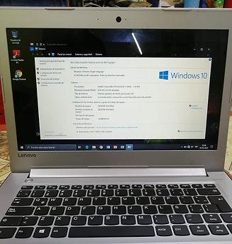 Cambio de Sistema Operativo Windows 10