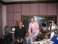 With Justin Dealey on BBC Three Counties