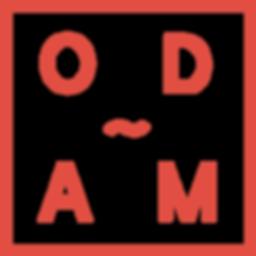 Odam-red logo.png
