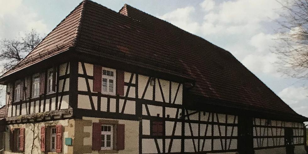 CDU Streifzug - Rielingshausen - ein Ort mit Tradition