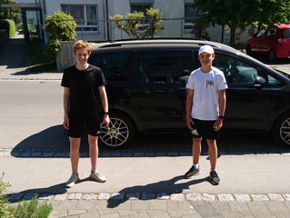 MRV Squad - Tag 41 - 28.04. - 8:00 Uhr in Marbach