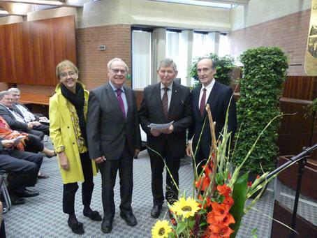 Marbacher Tafel erhält Annemarie-Griesinger Preis