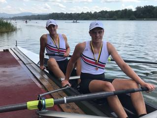 Nur zweimal Bronze für Marbach bei den Landesmeisterschaften in Breisach 2019