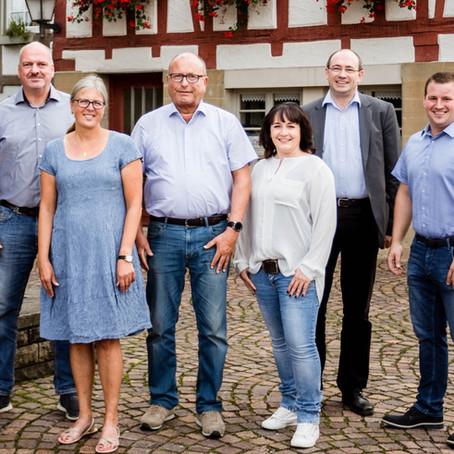 Die CDU Fraktion Marbach wünscht ein gesundes Jahr 2020