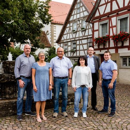 CDU Streifzug - 29.10.2019 in Rielingshausen