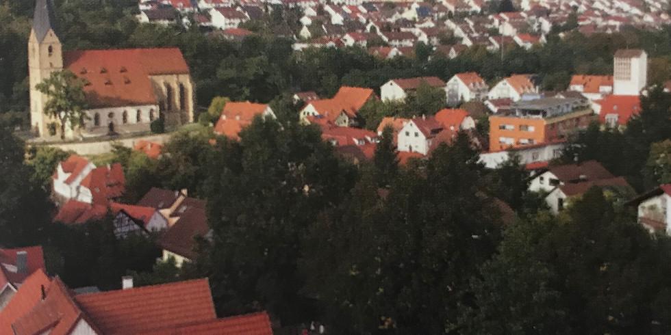 CDU Streifzug - ein kommunaler Rückblick auf das Jahr 2019