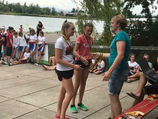 Erfolgreich! - Marbacher Nachwuchs-Ruderer qualifizieren sich für den Bundeswettbewerb in München 20