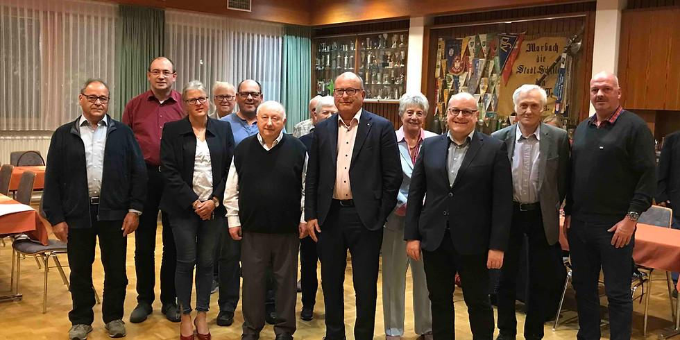 CDU Stadtverband Marbach - Vorstandssitzung
