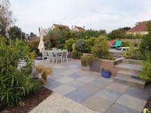 terrasse gré cérame 2 -riva paysage