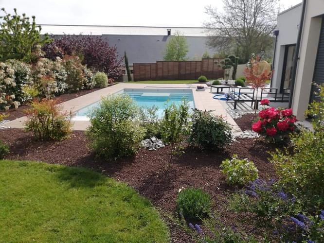 Jardin régional normand -riva paysage