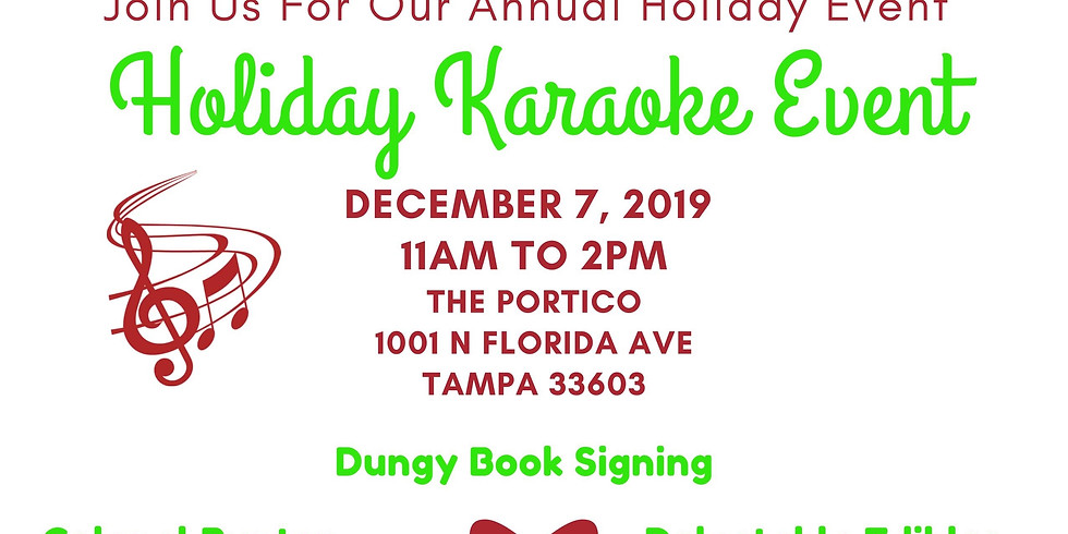 Holiday Karaoke Event - Building Fund Drive