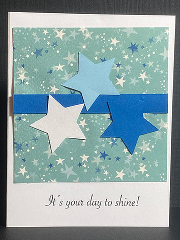 It's Your Day to Shine!