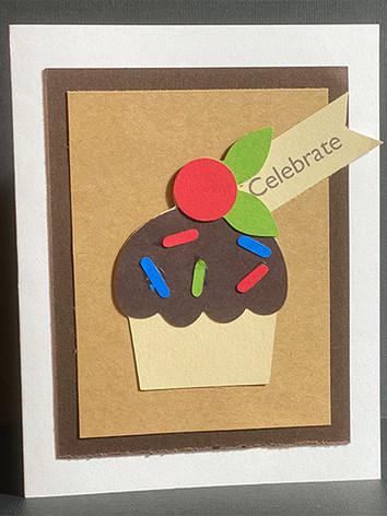 Celebrate Cupcake