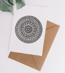 Card & Envelopemandala