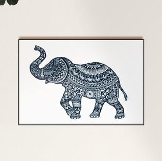 Elefante - A4