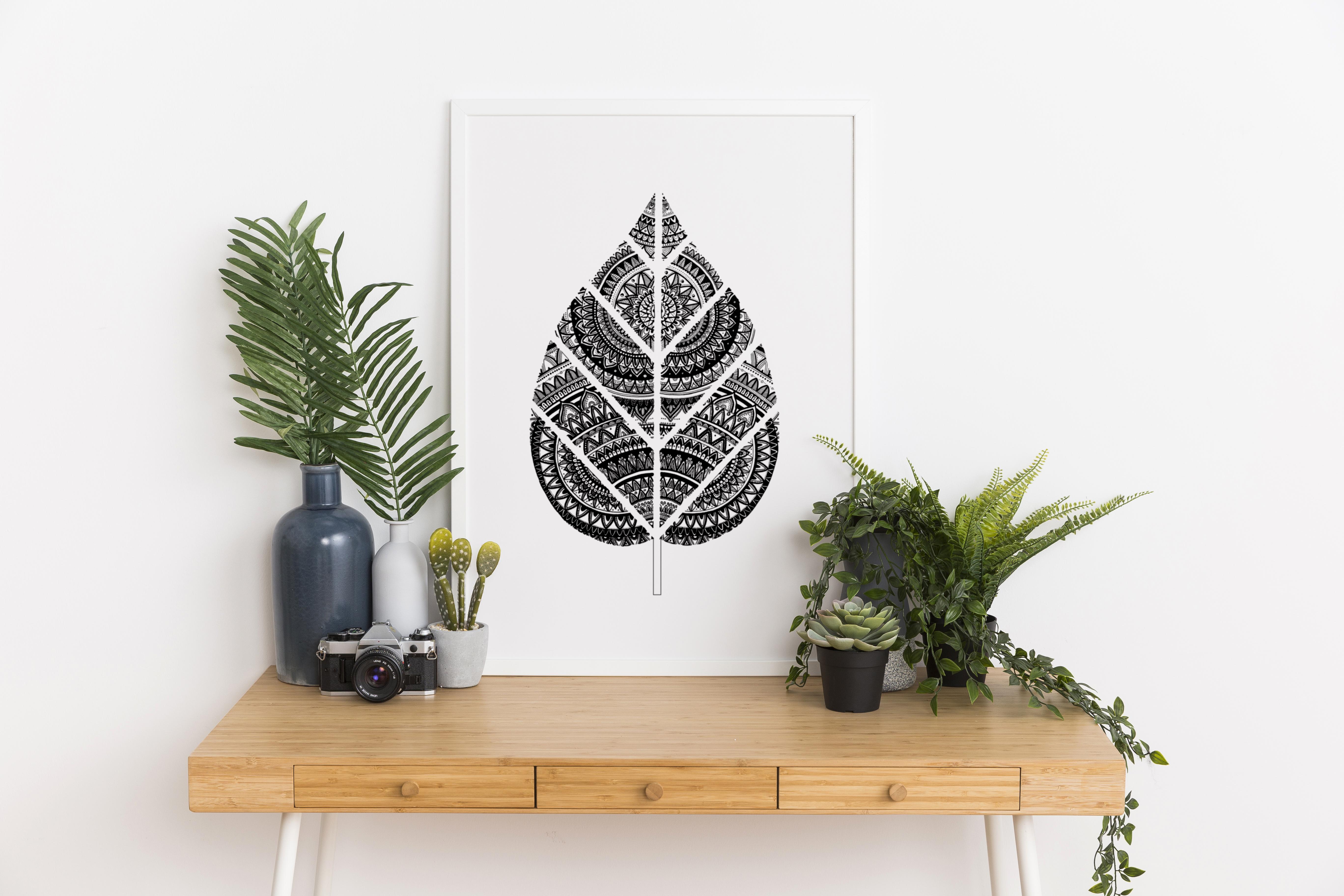 Leaf In Situ2