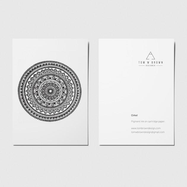 Cirkel - A6
