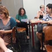 Tertúlia no Centro Cultural São Paulo - CCSP