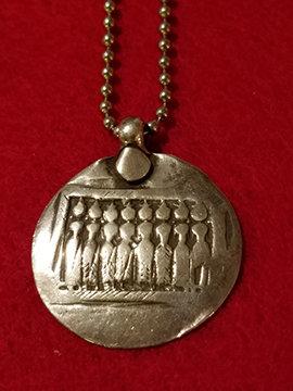 8 Goddesses Necklace