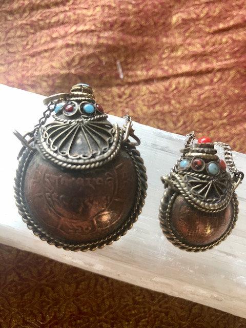 Tibetan Copper Vessels (2)