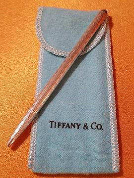 Silver Tiffany Pen