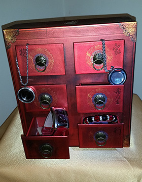 Jewelry Box Andie SantoPietro