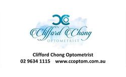 Clifford Chong Optometrist