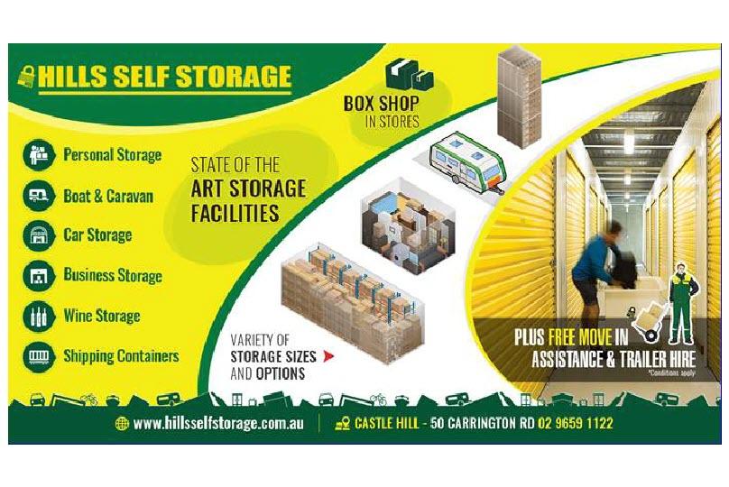 Hills Self Storage